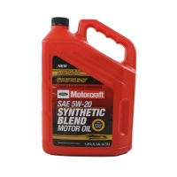 FORD Motorcraft 5W20 SN Synthetic Blend, 4.73л XO-5W20-5Q3SP