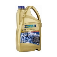RAVENOL ATF 5/4 HP Fluid, 4л 1212104-004